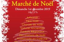 Marché de Noel 2019 au Manoir de Longeveau - Pillac (16)